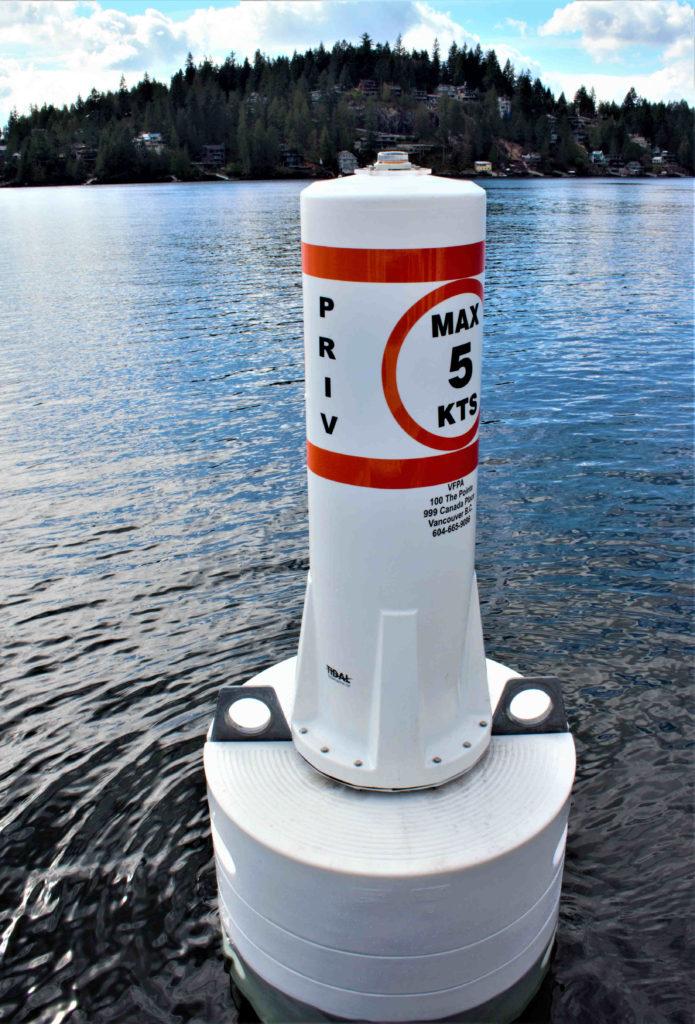 Coastal Buoy Closeup